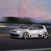 Роскошный Golf от Volkswagen
