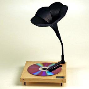 Ретро стайл CD