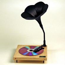 CD фонограф