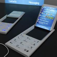 Проектор в мобильнике