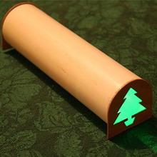 Проектор вместо новогодней елки