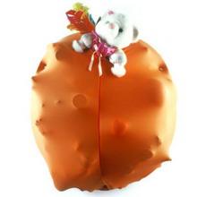 Подарочный мешок гламурного Деда Мороза