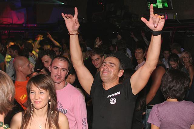 Вечеринка в клубе Фабрик - DJ.ru
