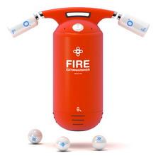 Легкое пожаротушение