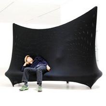 Эластичный диван