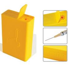 Желтая коробочка, как шаг к спасению