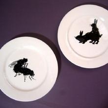Неаппетитные тарелки