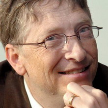 Билл Гейтс ушел на пенсию