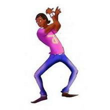 """Танцы в стиле """"тектоник"""""""
