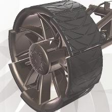 Граненые колеса