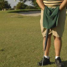 Хочешь в туалет? Играй в гольф!