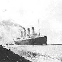 """Ice right ahead"": юбилей Титаника"