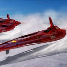 Полет Ferrari