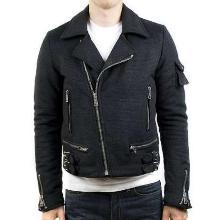 Обывательская куртка байкера