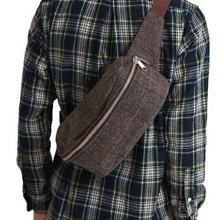 Твидовая сумка