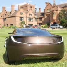 Экологичный Aston Martin