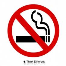 Apple не ремонтирует Макбуки курильщиков