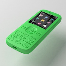 Просто телефон, без лишних энергозатрат