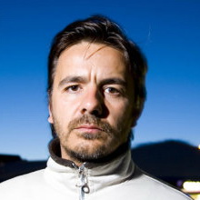Laurent Garnier. The party goes on...