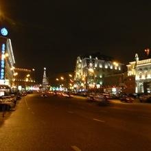 3G-связь вышла на улицы Москвы