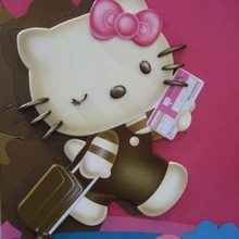 Hello Kitty! Goodbye Kitty!