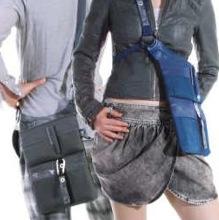 iPad в сумке