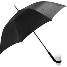 Зонт, который несет кофе