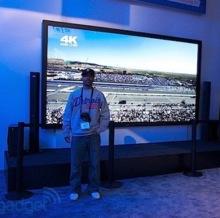 152-дюймовый трёхмерный плазменный телевизор за $500 тыс