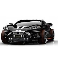 Концепт BMW от Халфи Уссама