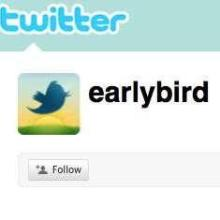 Все «ранние пташки» в одном месте