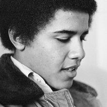 Фотографии молодого Барака Обамы