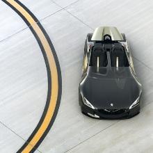 Концепт Peugeot EX1