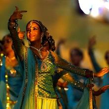 Церемония открытия Игр Содружества в Дели