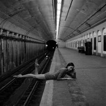 Балерины в городе