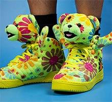 Jeremy Scott для Adidas Originals. Коллекция осень/зима 2012