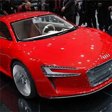 Обновленный Audi R8: осталось совсем немного