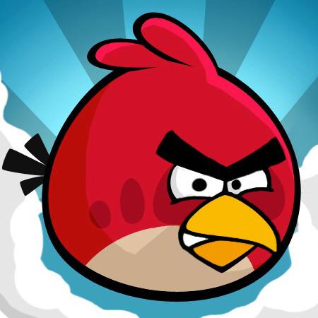 Angry Birds теперь и в книжных