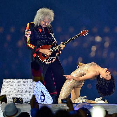 Музыка церемонии закрытия Олимпийских игр 2012