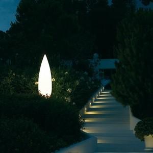 Светящиеся деревья Mini Tree и Large Tree от компании Vibia