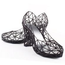 Jenna Fizel и Mary Haung из Continuum Fashion создали необычные туфли