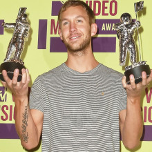 Calvin Harris засветился на церемонии MTV Video Music Awards