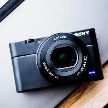 Sony RX1 — первая полнокадровая компактная камера
