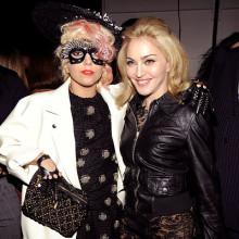 Мадонна прибыльнее, чем Леди Гага