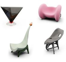 Emoticons: мебель, олицетворяющая эмоции