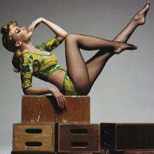 Кайли Миноуг и ее книга о моде