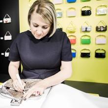 Открытие бутика Fendi в Санкт-Петербурге