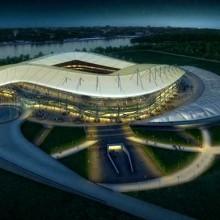 Rostov Staduim примет чемпионат мира по футболу