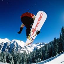 Зимний хит для сноубордистов