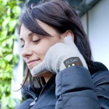 Перчатки для разговоров по телефону зимой
