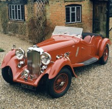 Гиганту Aston Martin 100 лет!